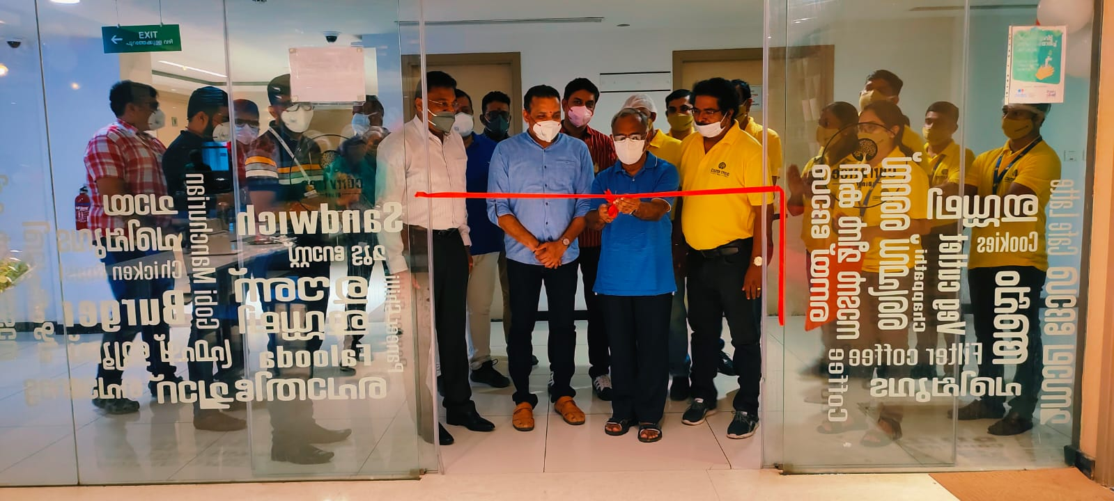 <p>August 01,2021 Inauguration of F&B services at Avitis Institute of Medical Sciences,Nenmara<br></p>